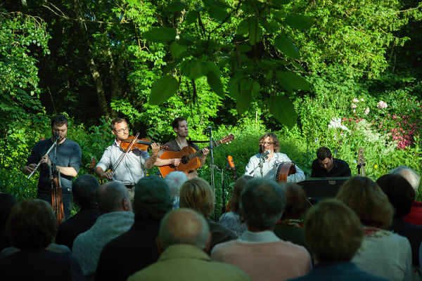 Keltas concert en plein air