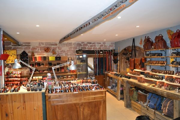 L'Atelier du Cuir - boutique - Collonges