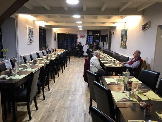 L'occitan-Thegra-Salle configuation groupes et soirées