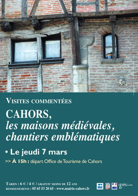 LVC 7 mars maisons médiévales