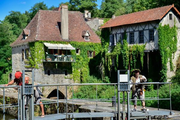 """La """"Croisière Pirate""""_17 © Lot Tourisme - C. ORY"""