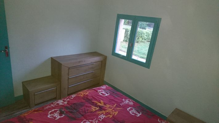 La Calprade - Le Corquelin - Chambre