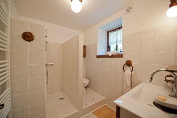 La Fermette - salle de bains