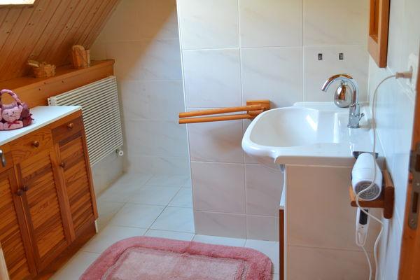 La Grange - salle de bain
