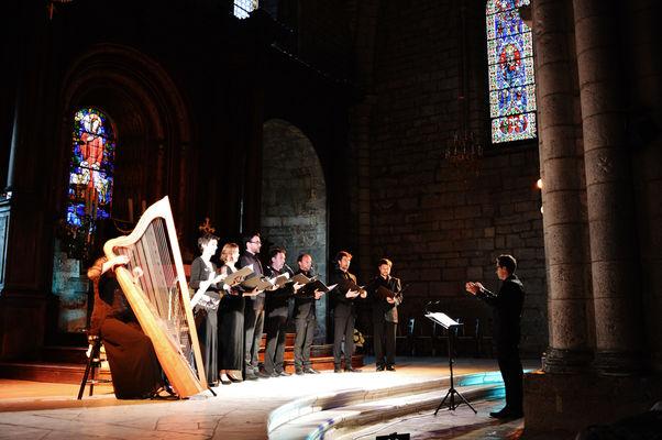 La Main Harmonique  - Sacrae Cantiones © Laure Portier