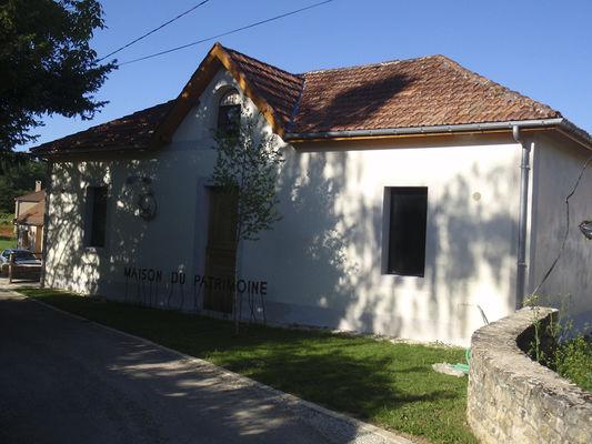 La Maison du Patrimoine de Fajoles