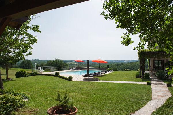 La Villa Touloumo - Mayrac - Jardin et piscine - 2