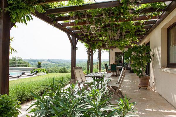 La Villa Touloumo - Mayrac - Terrasse 1