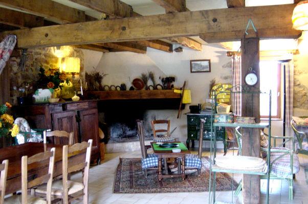La forge et son côté cheminée Photo n°2 guide