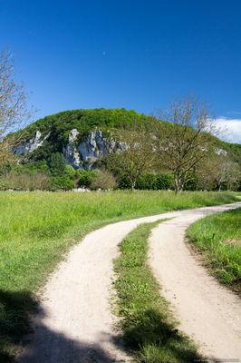 Lacave -  Sur le Chemin