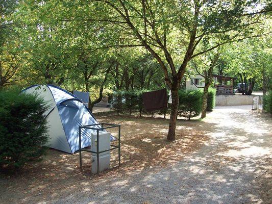 Camping La Garrigue Loubressac