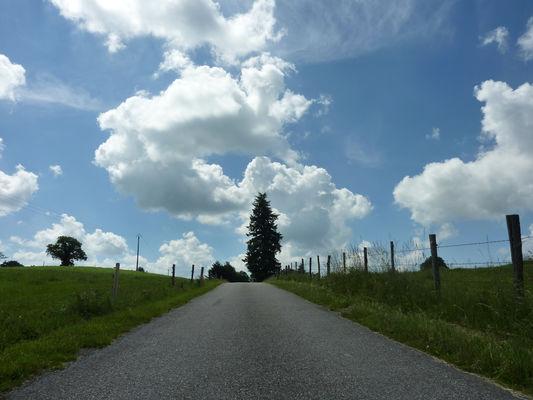 Lasbordes - Passage sur route _04 © Lot Tourisme - C. Sanchez