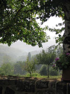 LeRouchil-Tudeils_vue sur la vallée après l'orage