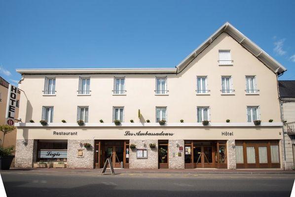 Les Ambassadeurs_Souillac_façade