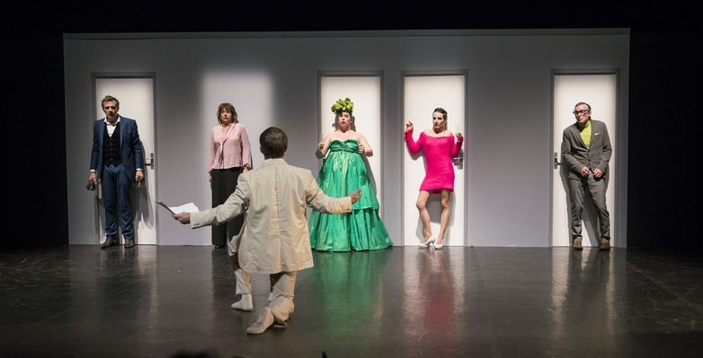 Les Théâtrales - Georges&Georges - 1