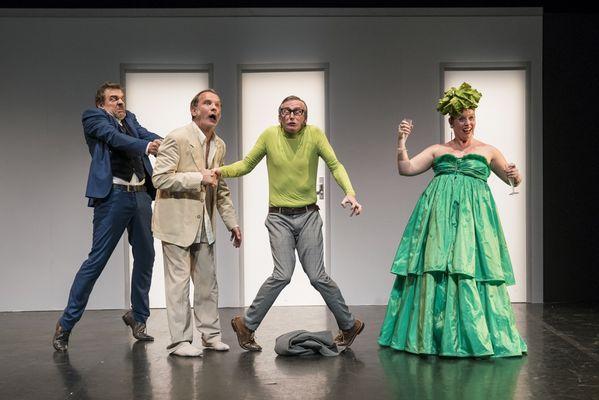 Les Théâtrales - Georges&Georges - 2