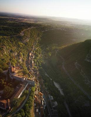 Les remparts de Rocamadour -2
