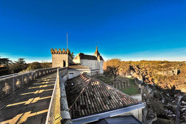Les remparts de Rocamadour -6