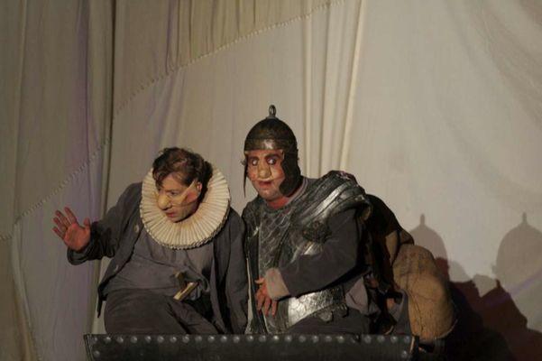 Les théâtrales 2010