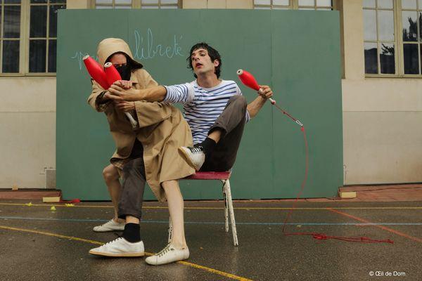 Cirque Muchmuch compagny