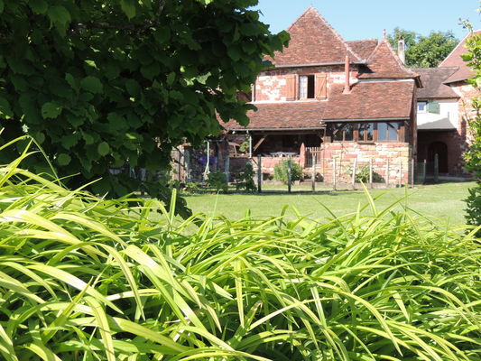 Location chez Paul et Alice - Collonges - facade