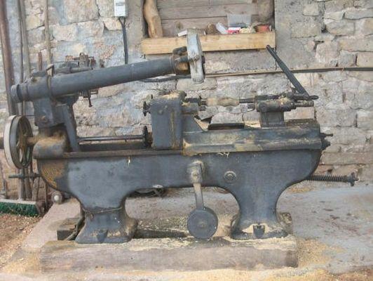 MACHINE À SABOT2