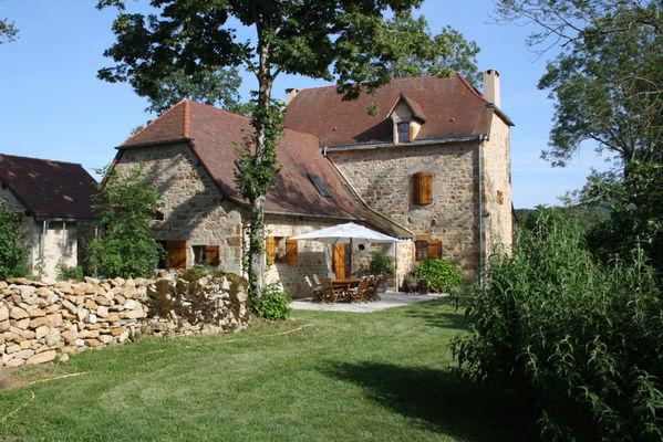 Maison d'hôtes - © Hameau du Quercy -007