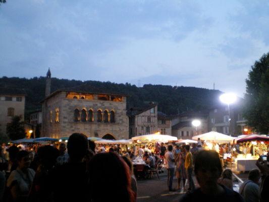 Marché Nocturne de Figeac