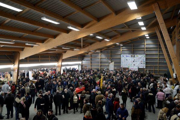 Marché aux truffes de Cuzance © Lot Tourisme - M. Taburet