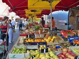 Marché de Lacave