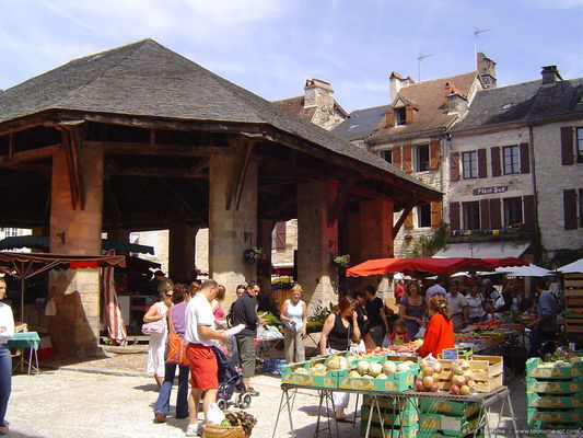 Martel - Marché Estival