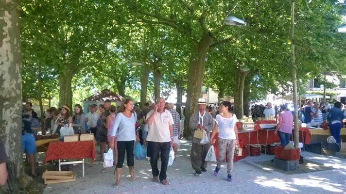 Marché de Producteur de Pays Labastide Murat