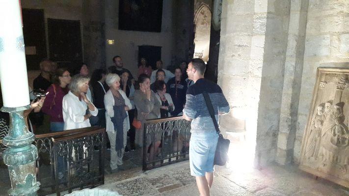 Marcilhac visite nocturne