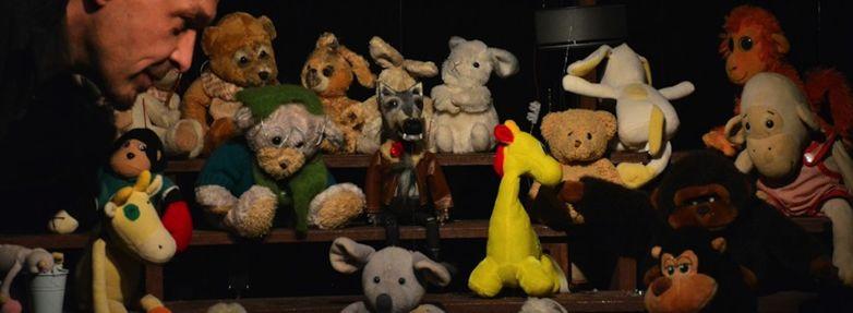 Marionnettes automatisées