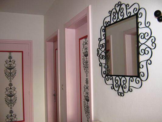 Meuble Seaux - Argentat - couloir