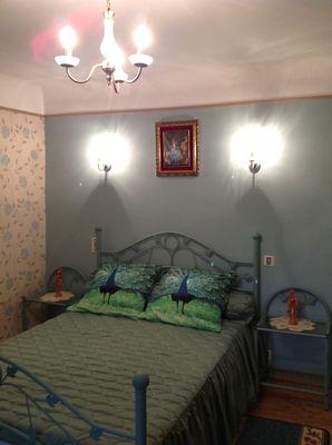 MeubléLARBRE-Aubazine_chambre2Lit