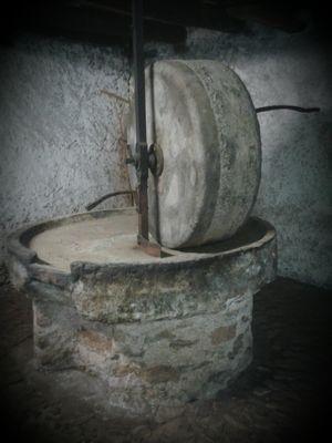 Moulin huile de noix