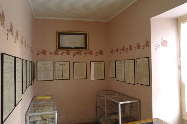 Musée du Livre à Montcabrier