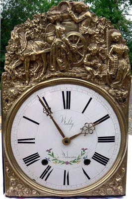 Musée des Horloges - mécanisme