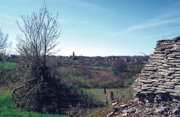 Paysage des Causses du Quercy