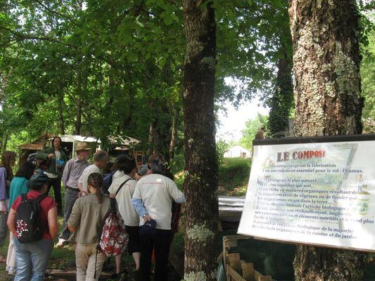 Jardin Bourian Dégagnac