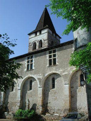 PAHVDL - Château des Doyens à Carennac