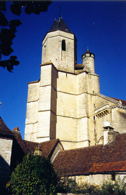 PAHVDL - Martel église St-Maur
