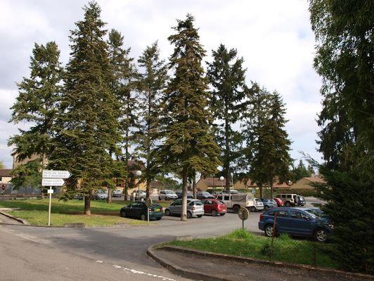 Parking Hivernerie Gourdon