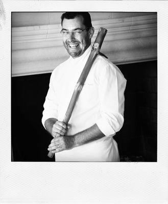 Pascal Bardet - chef du restaurant Le Gindreau_02 © D. Nakache