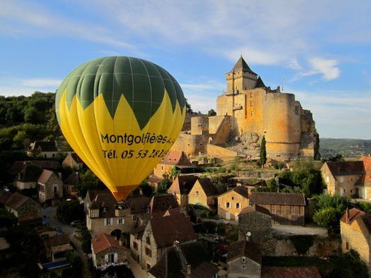 Montgolfière du Périgord