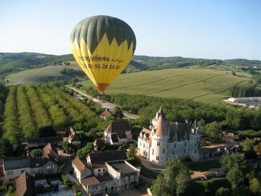 Montgolfière du Périgord 3