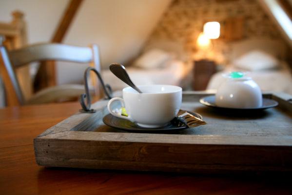 Petit déjeuner - © Hameau du Quercy -004
