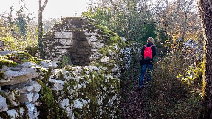Petit patrimoine en pierre  © Lot Tourisme - A. Leconte