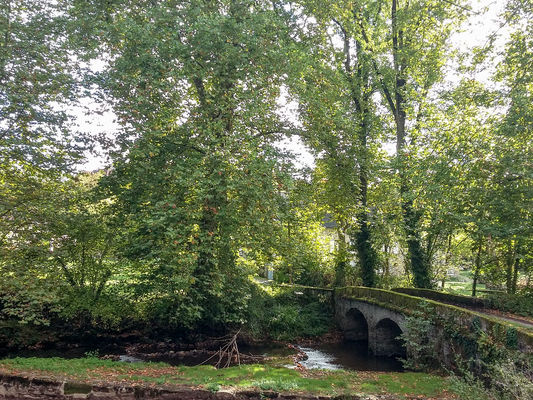 Petit pont sur l'Ouysse - Rueyres_16 © Lot Tourisme - A. Leconte